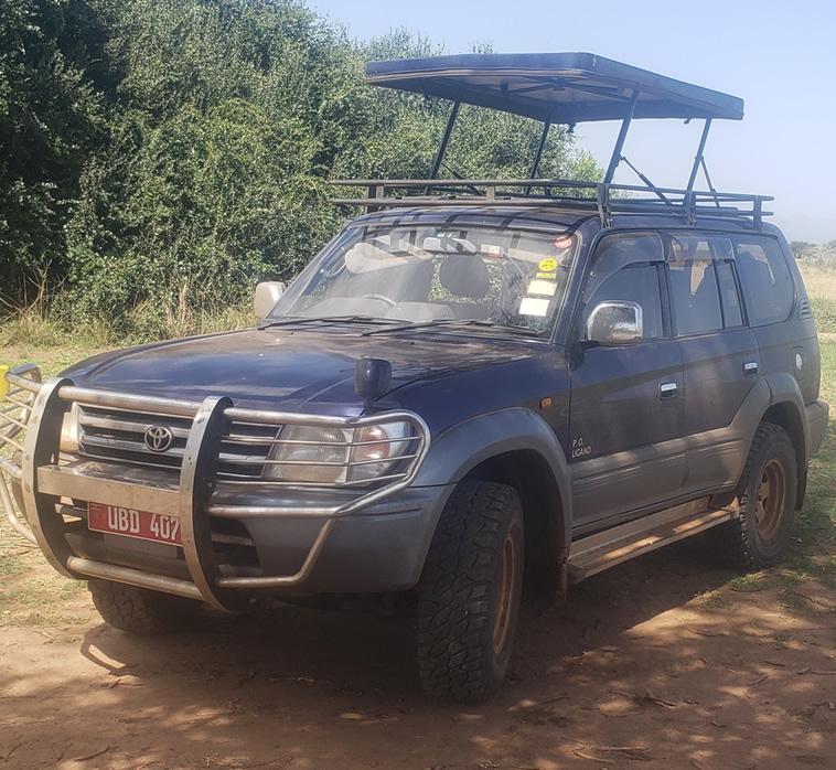 Toyota Prado Tz